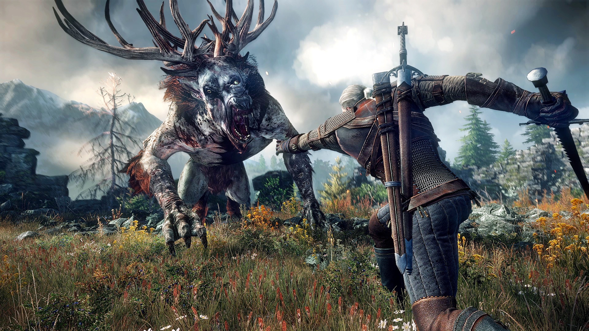 Photo of Cel mai bun combat mod al lui The Witcher 3