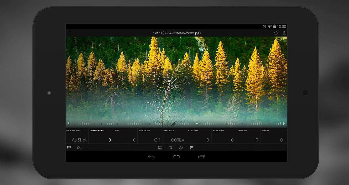 Photo of Download Adobe Lightroom 1.1.1.apk