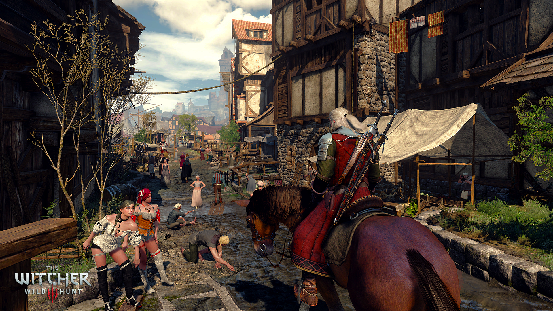 Photo of Un nou patch Witcher 3 adauga optiuni grafice