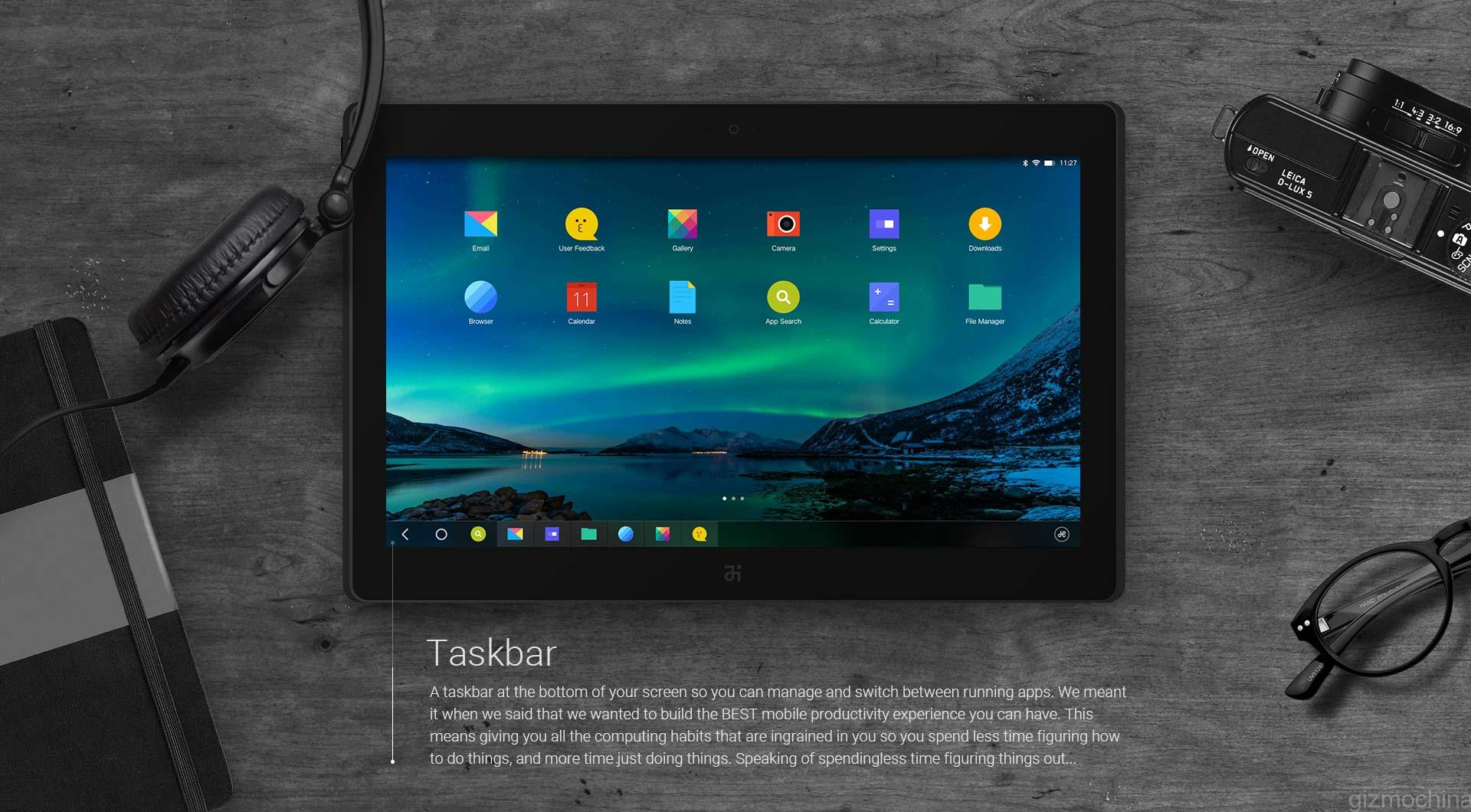 "Photo of Jide Remix Ultra-Tablet – O tableta cu ""ADN"" Google"