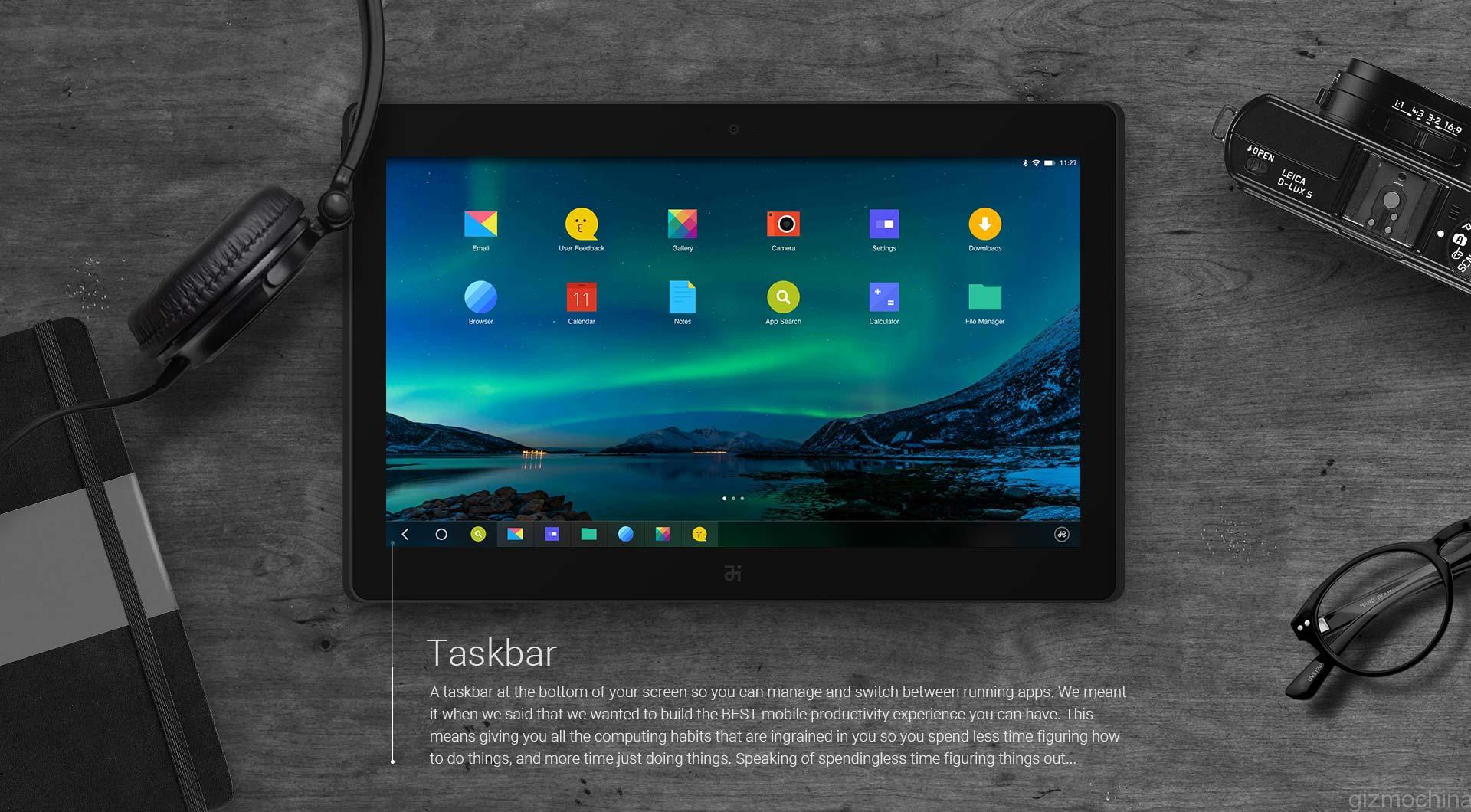 "Photo of Jide Remix Ultra-Tablet – O tableta cu ""ADN"" Google"
