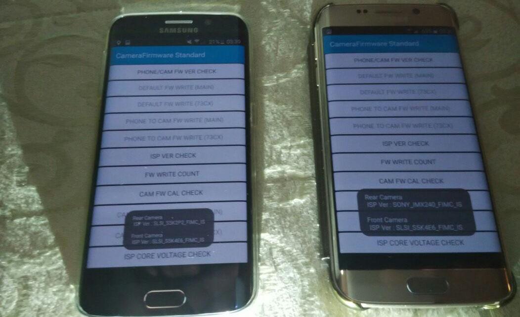 Photo of Samsung isi bate joc de clientii sai: unele modele de Galaxy S6 si S6 Edge vin cu o camera foto mai slaba!
