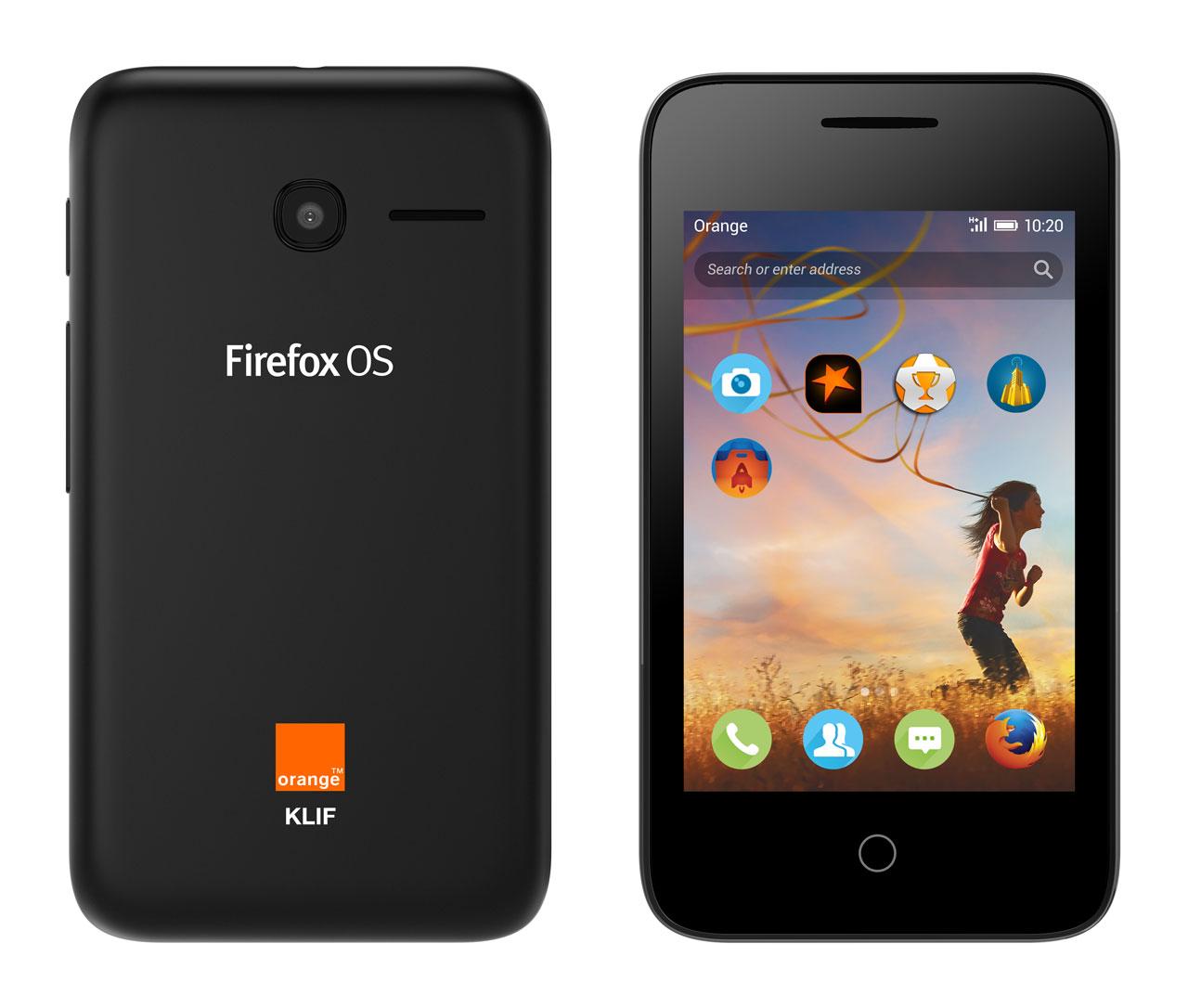 telefoane Firefox OS