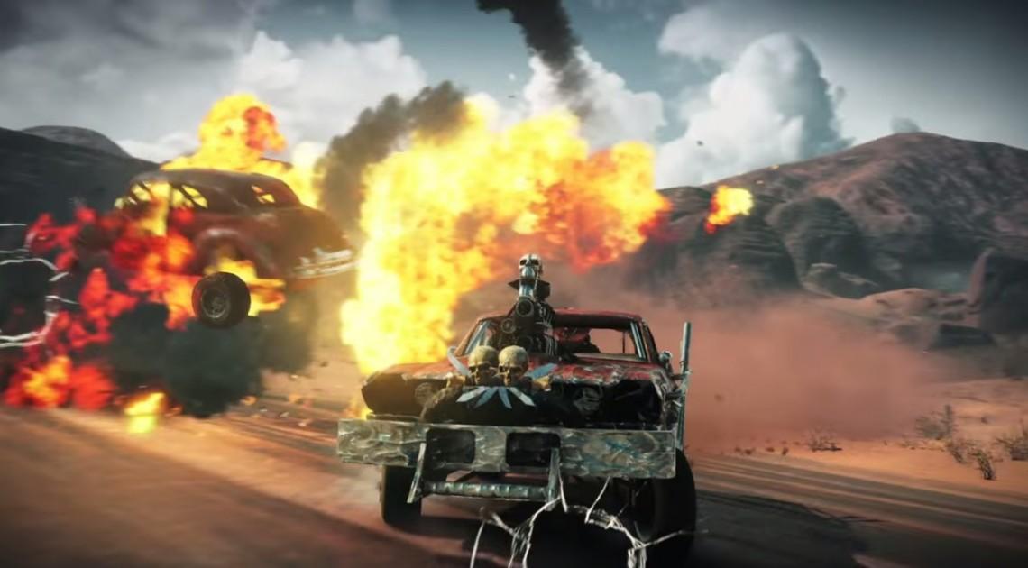 trailer Mad Max