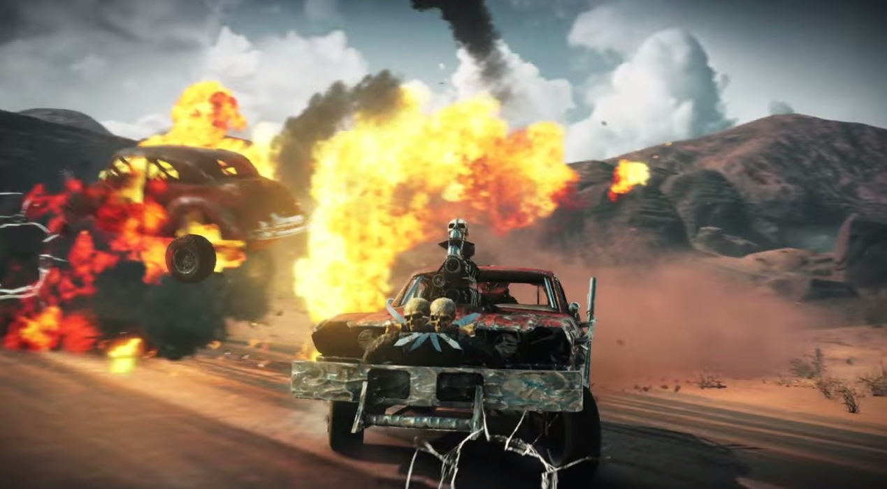Photo of Mad Max are acum Vulkan pe Linux