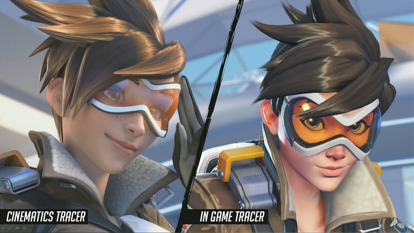 Photo of Un nou material video Overwatch – Tracer intra in actiune