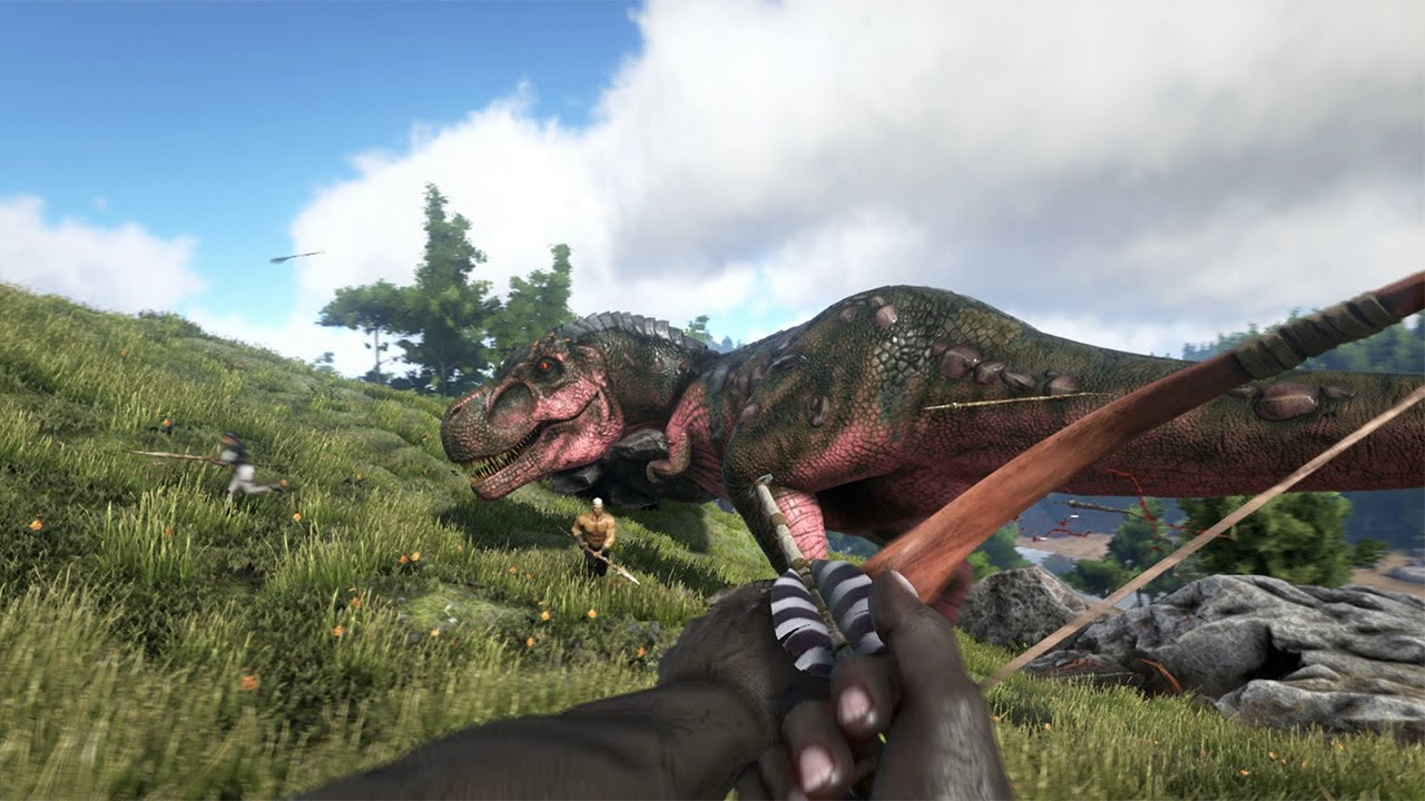 Photo of ARK: Survival Evolved isi dubleaza continutul pe PC si Xbox One