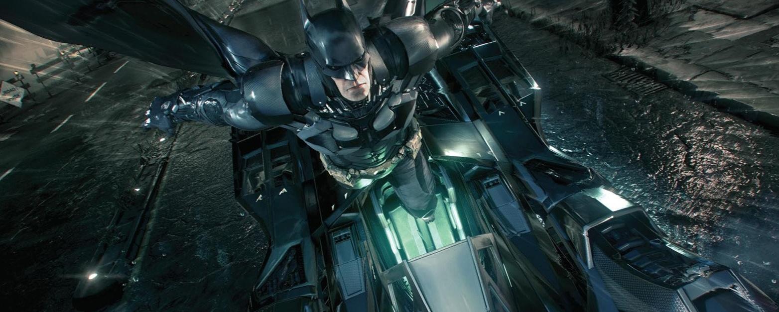 Photo of 10 buguri ciudate in Arkham Knight!
