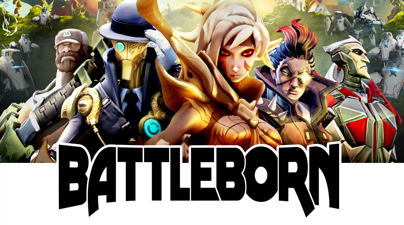 Photo of Dupa Borderlands, Gearbox vine tare cu un shooter MOBA numit Battleborn!