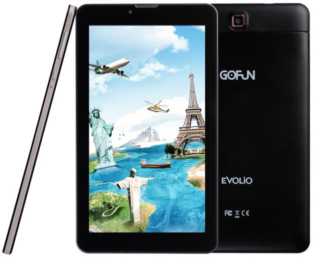 Photo of Evolio GoFun – 3 in 1: Tableta, telefon si navigator GPS!