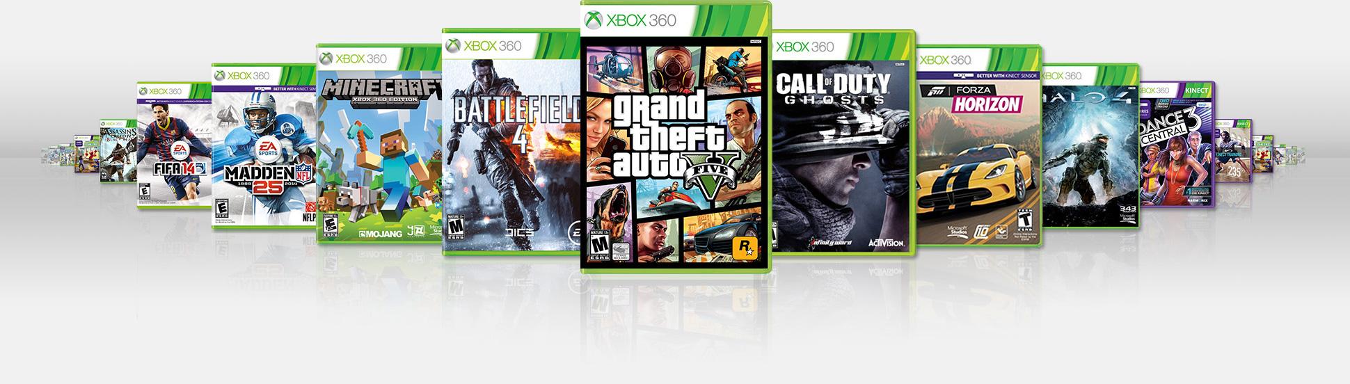 Jocurile de Xbox 360 pe XBOX One