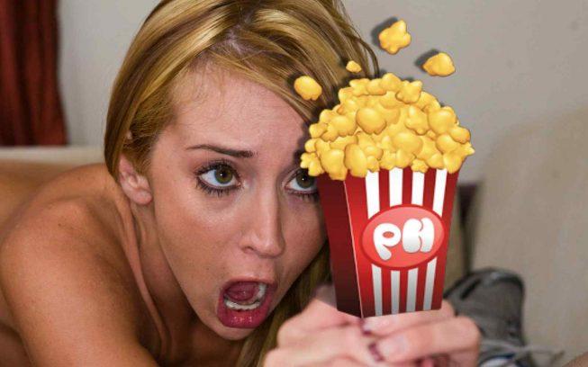 Порно попкорн