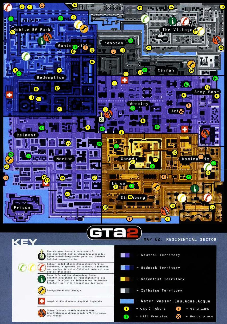 Istoria seriei GTA