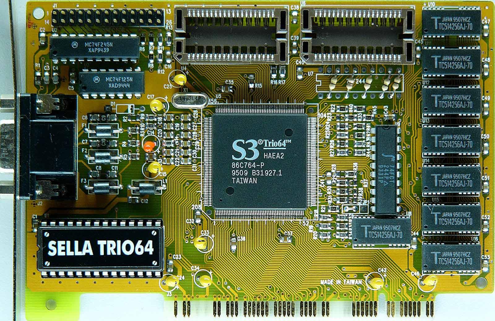 S3 Trio64