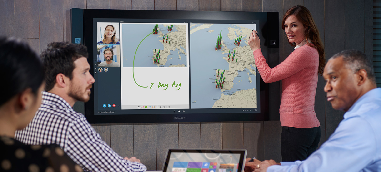 Photo of Surface Hub – Un display de la Microsoft care costa de la 6.999 la 19.999 dolari!