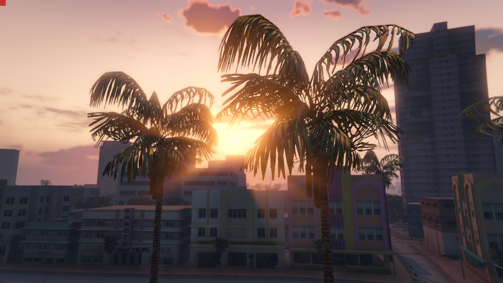 Vice City in GTA 5