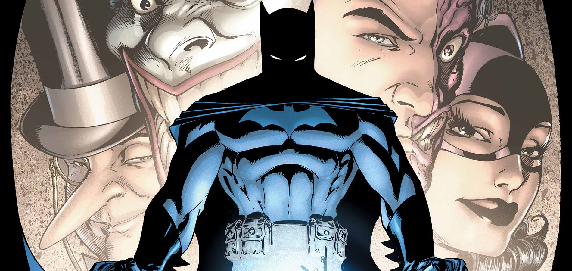 WHATEVER HAPPENED TO THE CAPED CRUSADER