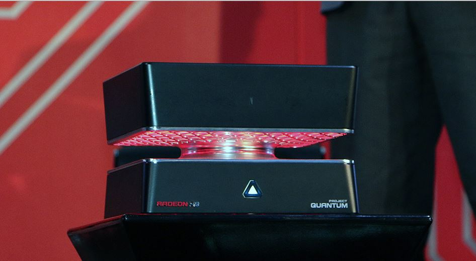 Photo of AMD Project Quantum propulsat de… Intel!