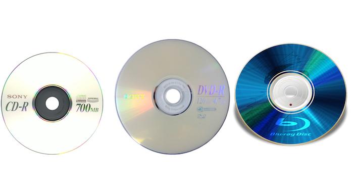 Photo of Inventatorul cu trei copii: CD, DVD si Blu-ray!