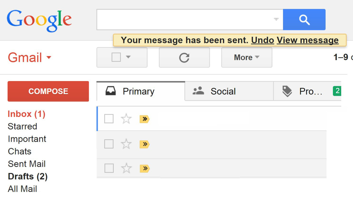 Photo of Gmail Undo Send este o noua functie oficiala a serviciului de mail Google!