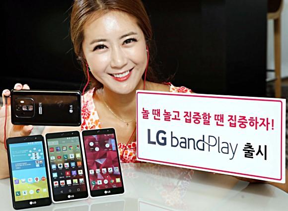 Photo of LG anunta Band Play, un nou telefon din clasa de mijloc