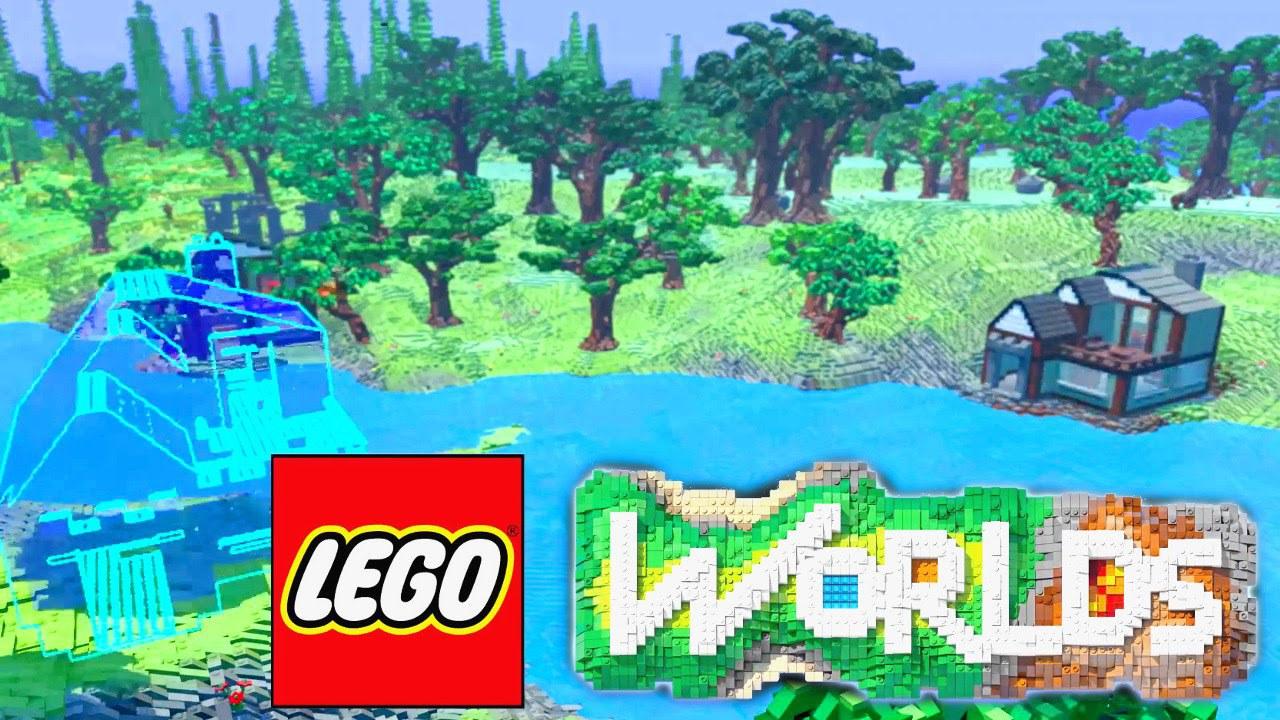 Photo of Lego Worlds – Un competitor pentru Minecraft!