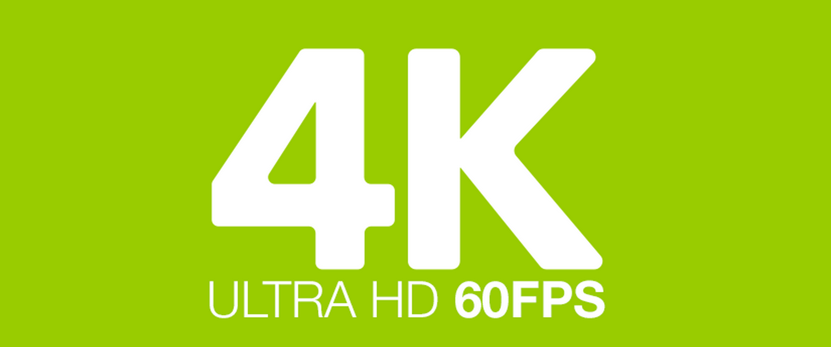 streaming 4K 60fps
