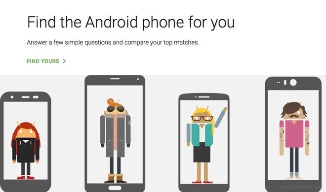 """Photo of Afla ce telefon ti se potriveste! O noua """"unealta"""" de la Google."""