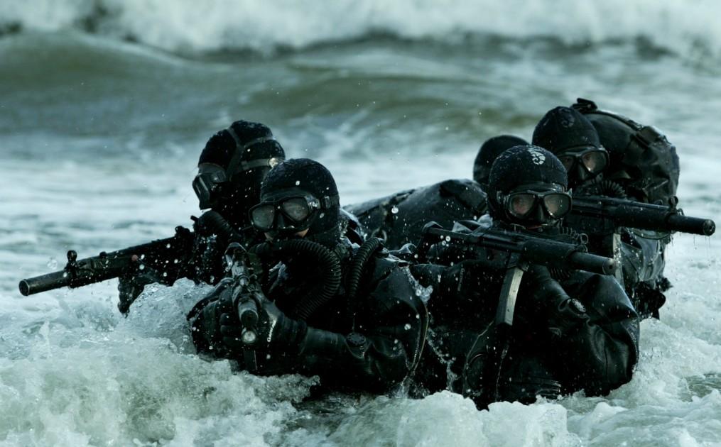 American Navy Seals