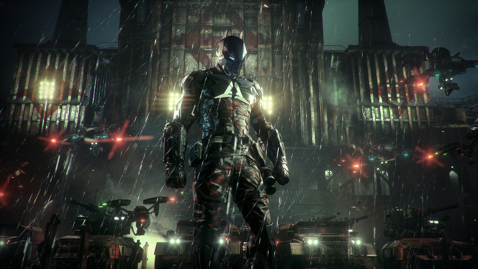 Photo of Batman Arkham Knight revine în octombrie