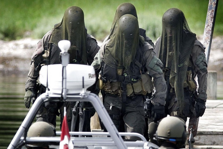 Danish Navy Special Forces
