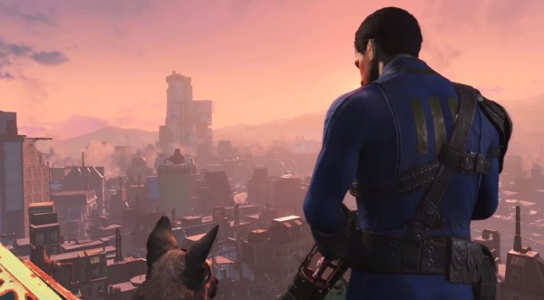 Photo of Un clip de gameplay cu Fallout 4 s-a ivit pe internet