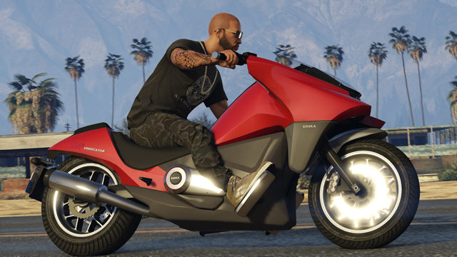 Photo of GTA 5, DLC si motociclete