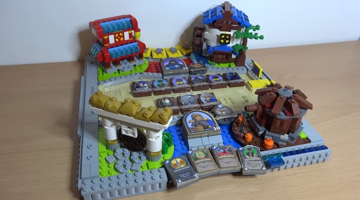 Photo of Hearthstone în varianta Lego arata bine de tot!