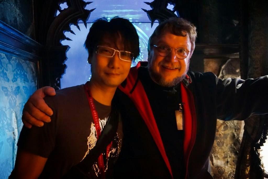 Photo of Hideo Kojima ar putea lucra iar cu Guillermo Del Toro