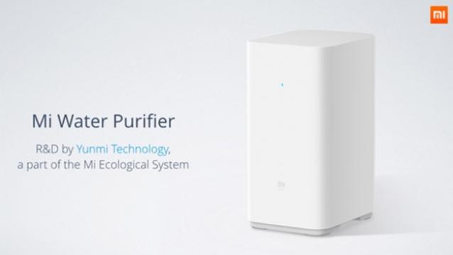 Photo of Xiaomi Mi Water Purifier, un nou produs, o noua piata pentru Xiaomi!