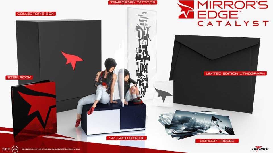 Photo of Mirror's Edge Catalyst primește o ediție de colecție