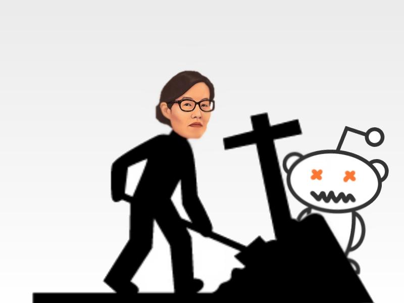 Photo of Reddit experimenteaza… un exod, dupa ce si-a dat cu stangu-n dreptu'