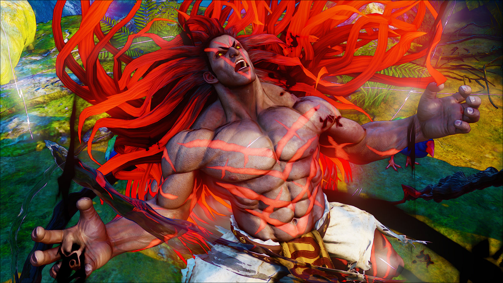 Photo of Un personaj nou Street Fighter anuntat la EVO