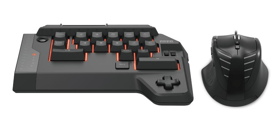 Photo of Hori anunta un Mouse si un KeyPad pentru PS4, pachet numit Tactical Assault Commander 4