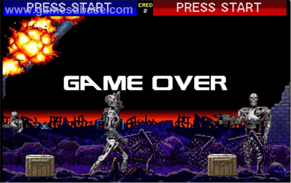 Terminator 2 (arcade game)