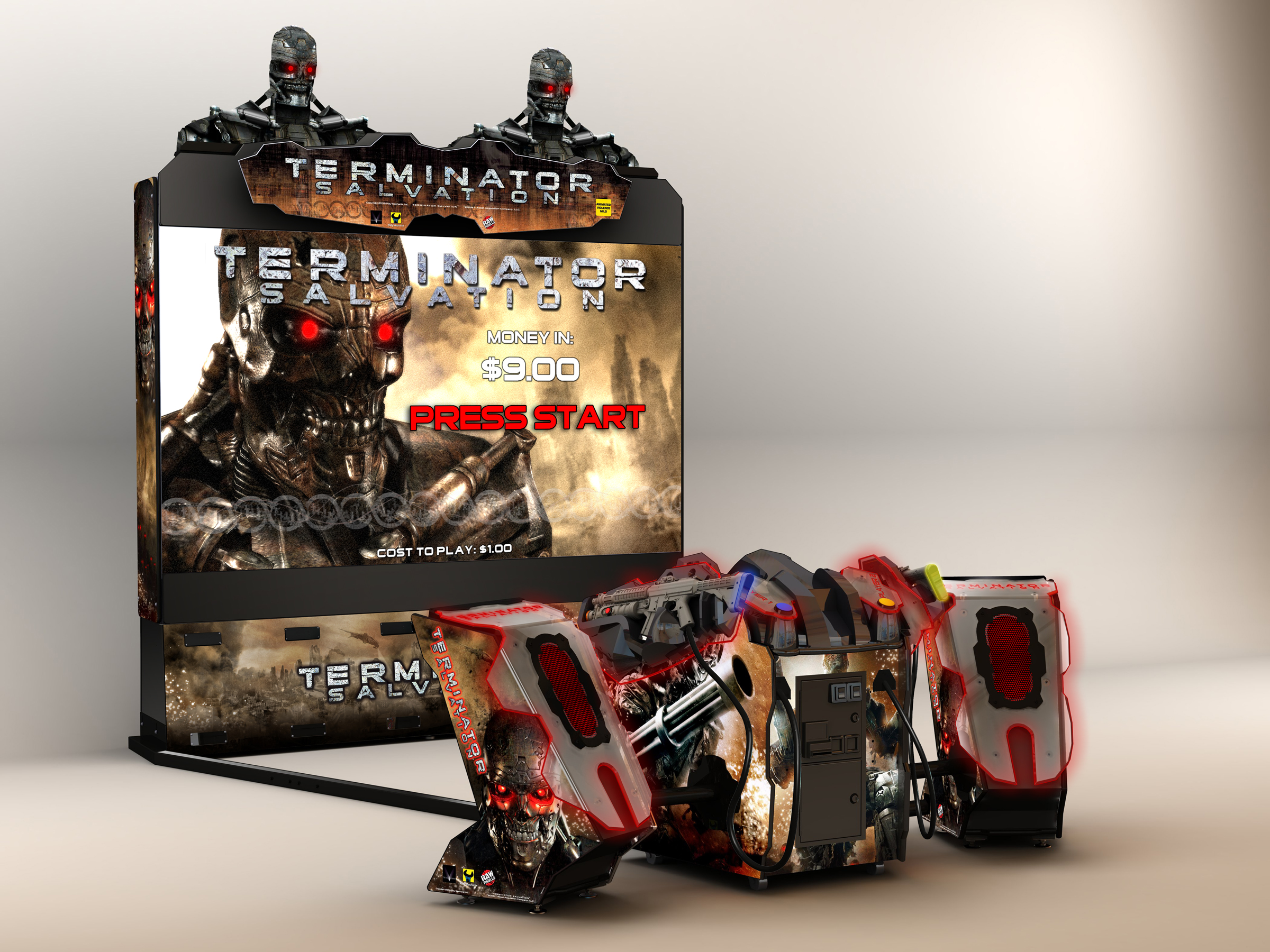 Terminator Salvation (arcade game)