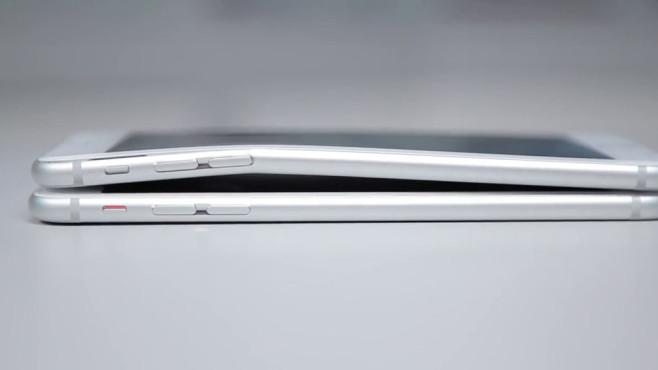 Photo of iPhone 6s va avea o carcasa mai groasa… ca raspuns la scandalul Bendgate!
