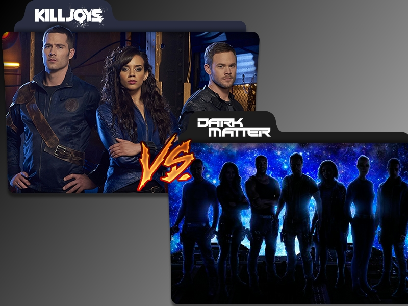 Photo of Killjoys si Dark Matter, doua seriale care… merita atentia ta?