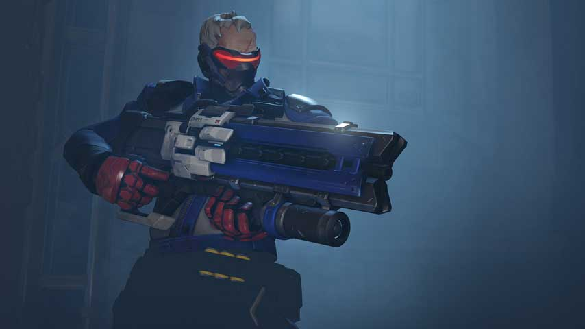 Photo of Noul personaj Overwatch – Soldier: 76 are un gameplay trailer consistent