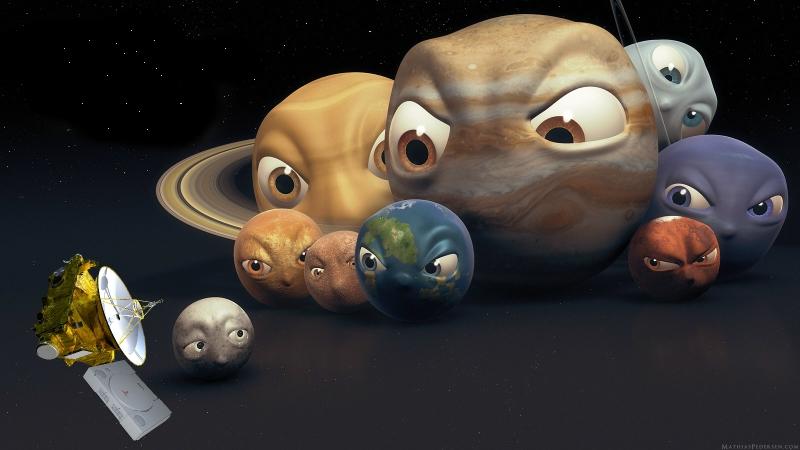 Photo of Sonda spatiala care a ajuns la Pluto foloseste un procesor de Playstation 1!