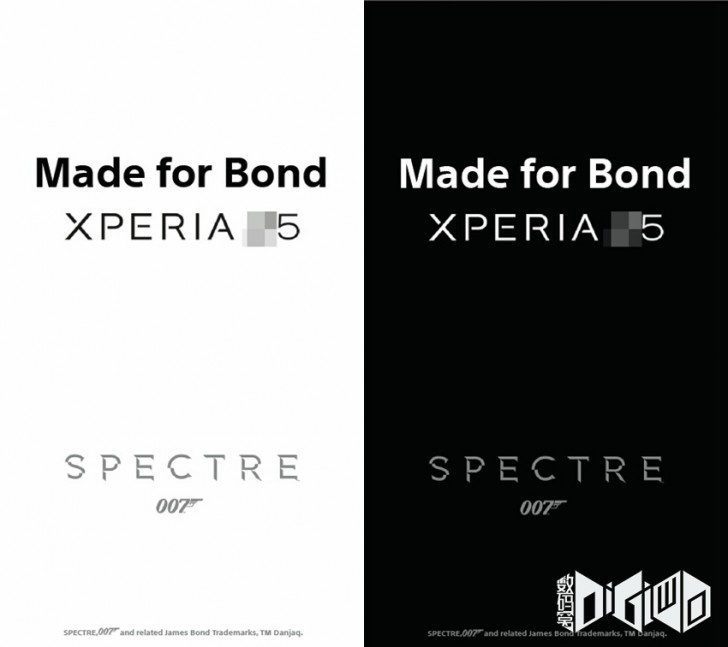 "Photo of Sony Xperia ""Made for Bond""!"
