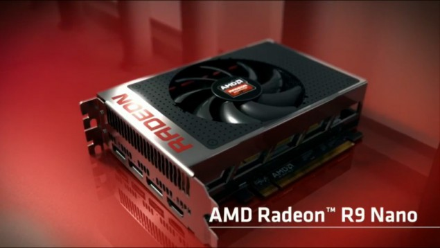 Photo of AMD Radeon R9 Nano va fi lansata pe 27 August!