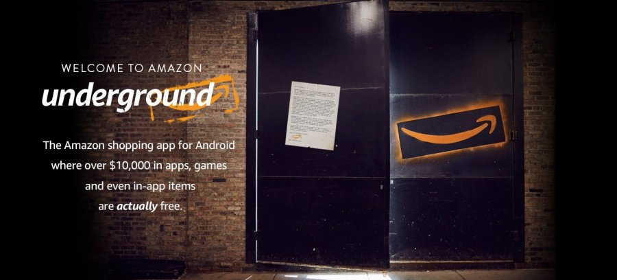 Photo of Amazon Underground redefinește Free-to-play
