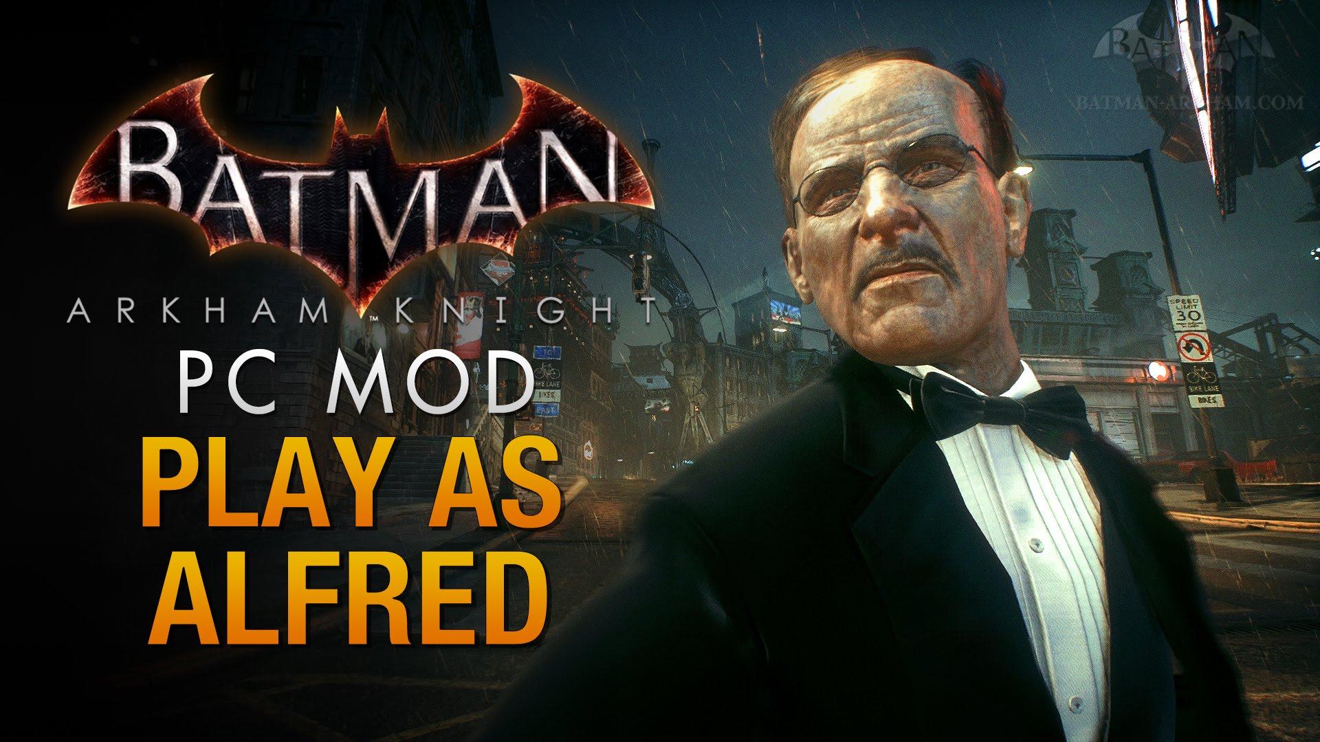 Photo of Un mod Batman Arkham Knight te lasa sa joci cu Alfred